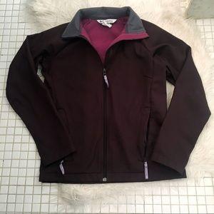 Columbia Fleece Lined Soft Shell Jacket